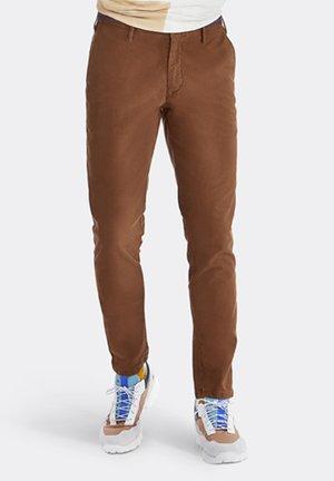 APUS - Slim fit jeans - braun