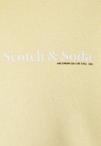 Scotch & Soda - HOODY UNISEX - Hoodie - flax - 2