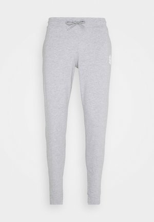 LIGHT WEIGHT BASIS  - Tracksuit bottoms - grey marl