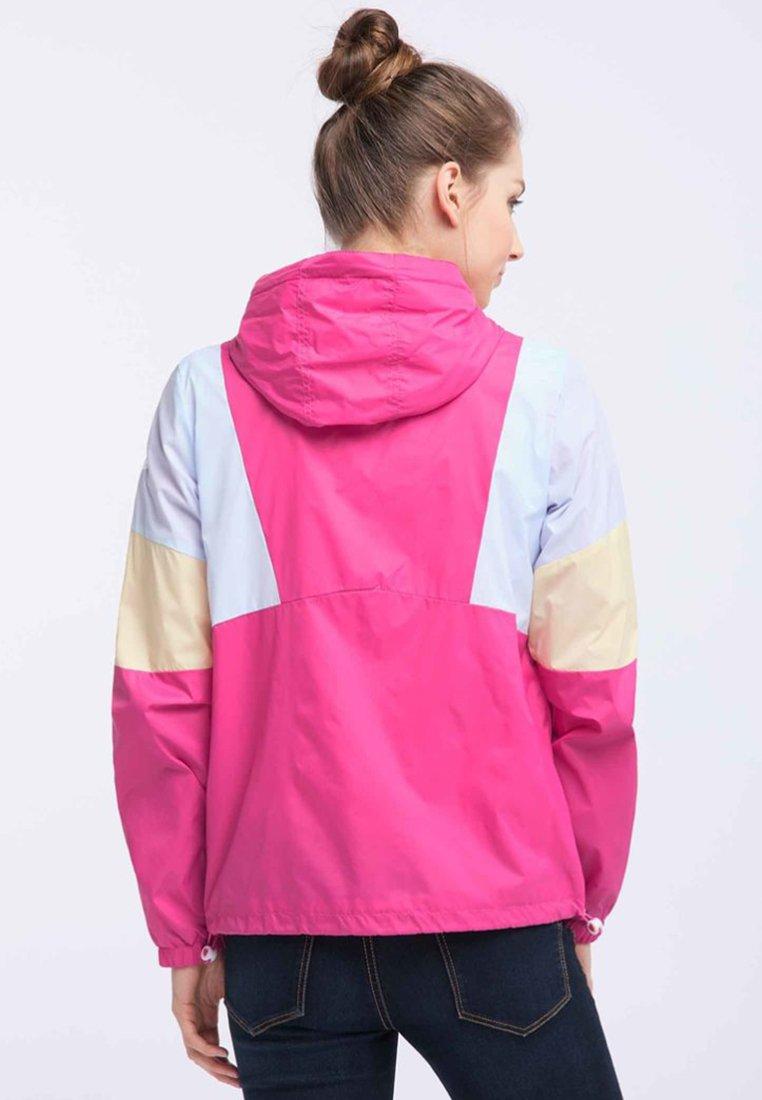 myMo Outdoorjacke pink/pink