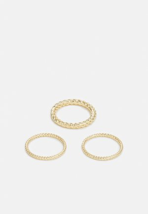ROPE SET - Ringe - gold-coloured