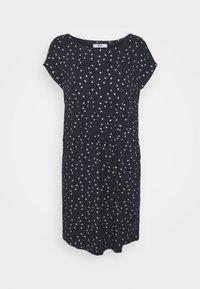 ONLY - ONLMILLIE BELT DRESS - Jersey dress - night sky/silver - 4
