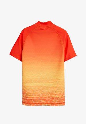 T-shirt de surf - orange