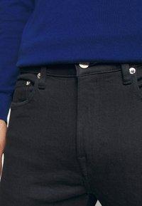 PS Paul Smith - MENS SLIMFIT - Džíny Slim Fit - black - 3