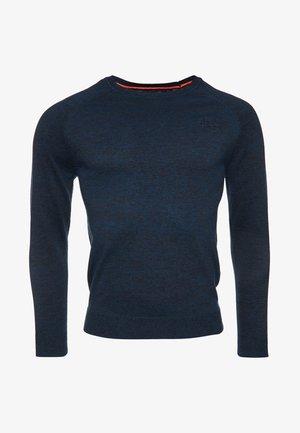 ORANGE LABEL  - Stickad tröja - blue