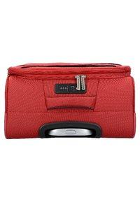 Hardware - XLIGHT - Wheeled suitcase - wine red - 4