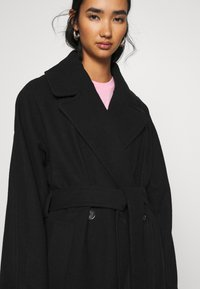 Weekday - KIA BLEND COAT - Mantel - black - 6