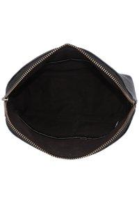 Cowboysbag - Wash bag - croco black - 4