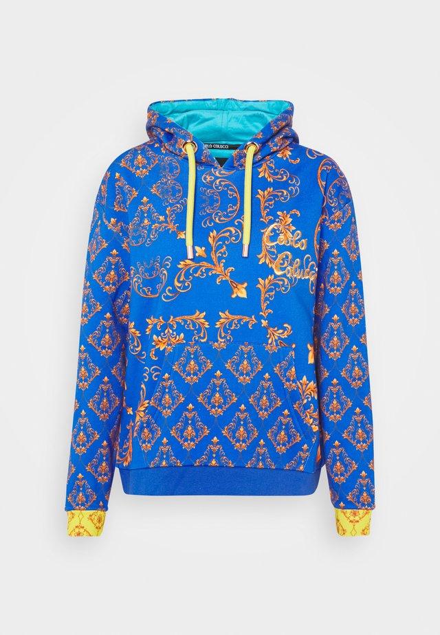 HOODIE - Sweatshirt - blue