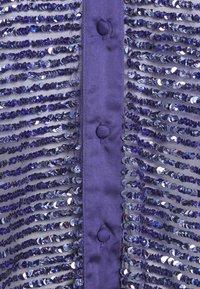 MANÉ - AZURE  - Button-down blouse - azure - 2