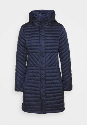 HEAVY - Down coat - navy