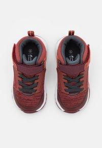 Viking - ARENDAL MID GTX UNISEX - Hiking shoes - wine/burgundy - 3