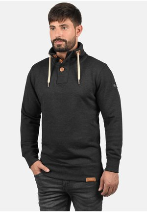 TRIPTROYER - Sweatshirts - dark grey melange