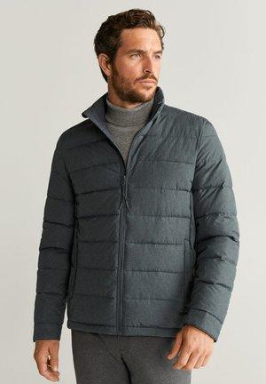 TARGET - Vinterjacka - mottled grey