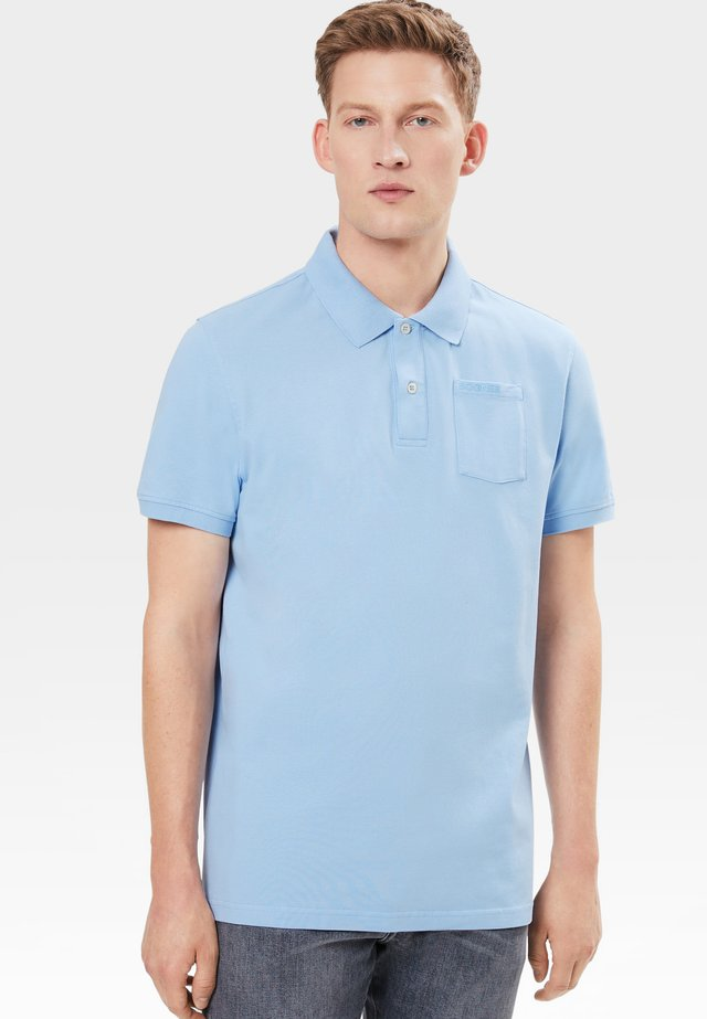 FION - Polo shirt - light blue