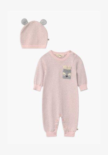 ACORN UNISEX GIFT BOX SET - Beanie - pink