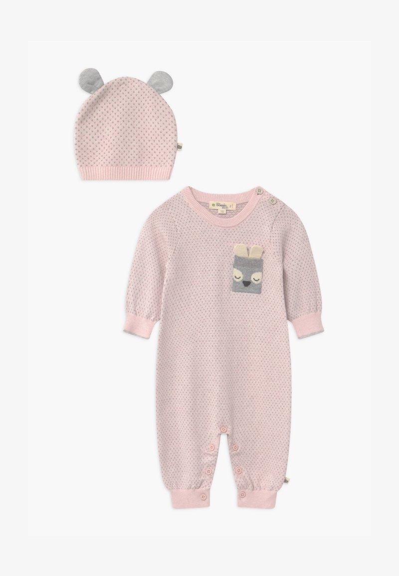 The Bonnie Mob - ACORN UNISEX GIFT BOX SET - Beanie - pink