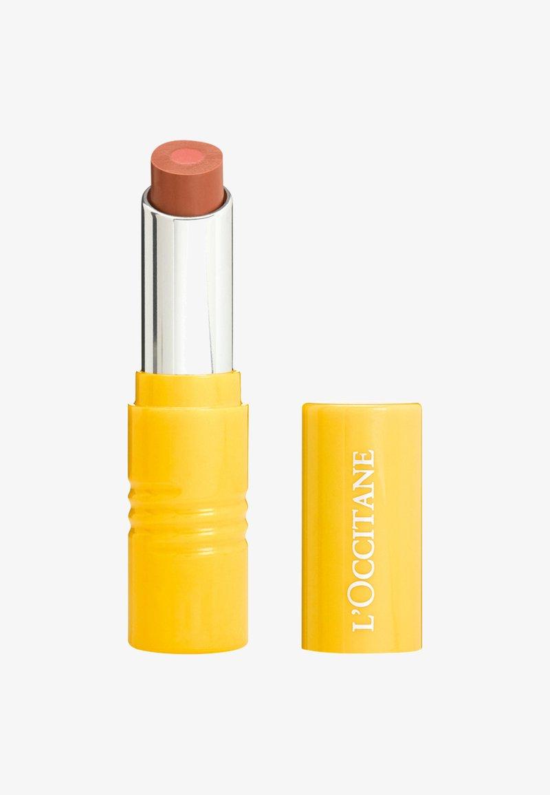 L'OCCITANE - FRUITY LIPSTICK - Lipstick - nude infusion