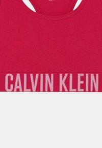 Calvin Klein Underwear - 2 PACK - Bustier - romanticpink/flushedred - 3
