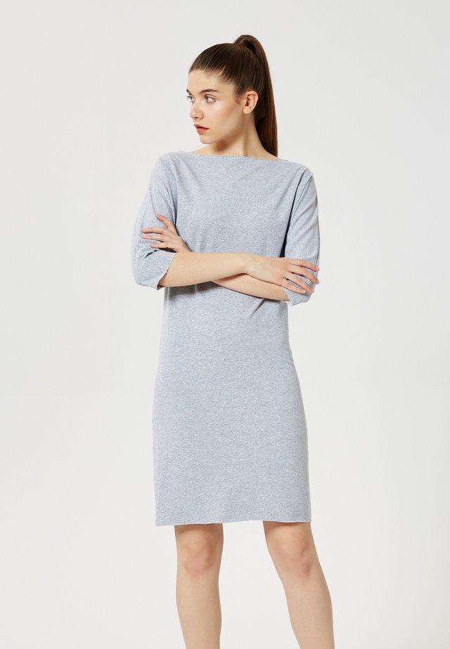 Vestido ligero - gris mélangé