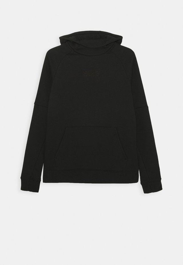 PARIS ST GERMAIN HOOD UNISEX - Squadra - black