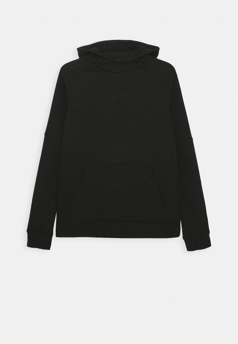 Nike Performance - PARIS ST GERMAIN HOOD UNISEX - Club wear - black