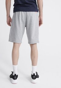 Superdry - SUPERDRY CORE SPORT SHORTS - Shorts - grey - 1