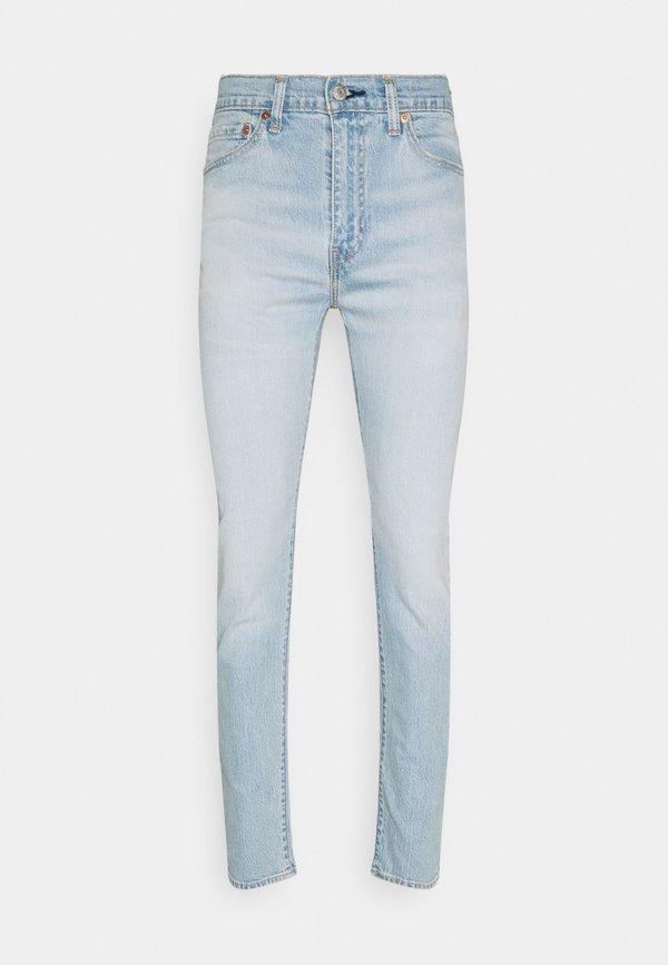 Levi's® 510™ SKINNY - Jeansy Slim Fit - light indigo/jasnoniebieski Odzież Męska HGUJ