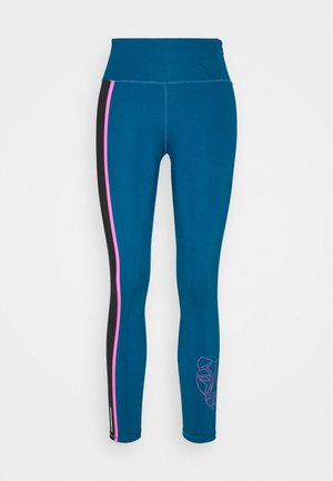 TRAIN - Leggings - digi blue