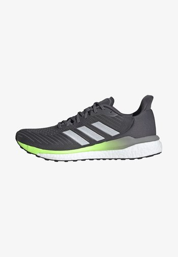 SOLARDRIVE 19 SHOES - Neutral running shoes - grey