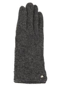 Esprit - GLOVES - Rękawiczki pięciopalcowe - dark grey - 1
