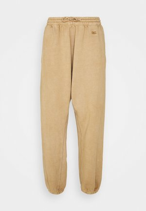 Tracksuit bottoms - melograno