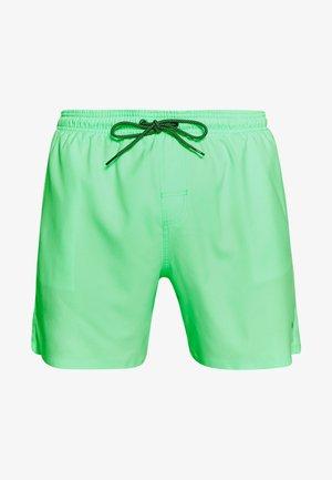 SWIM MEN MEDIUM LENGTH - Swimming shorts - mint