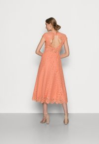 IVY & OAK - MARIA - Cocktail dress / Party dress - shell coral - 2