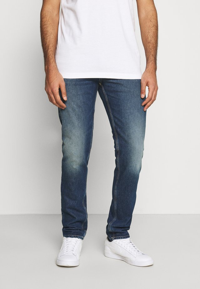 WILLBI - Jeans Tapered Fit - dark blue