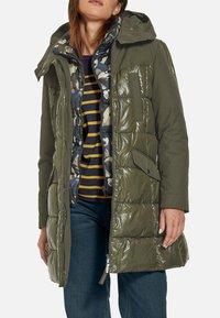 Taifun - Down coat - moss green - 2