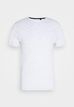 GRAILH - Basic T-shirt - ecru marl