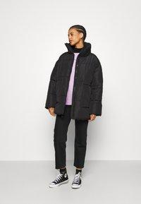 Monki - BEA - Zimní bunda - black dark - 1