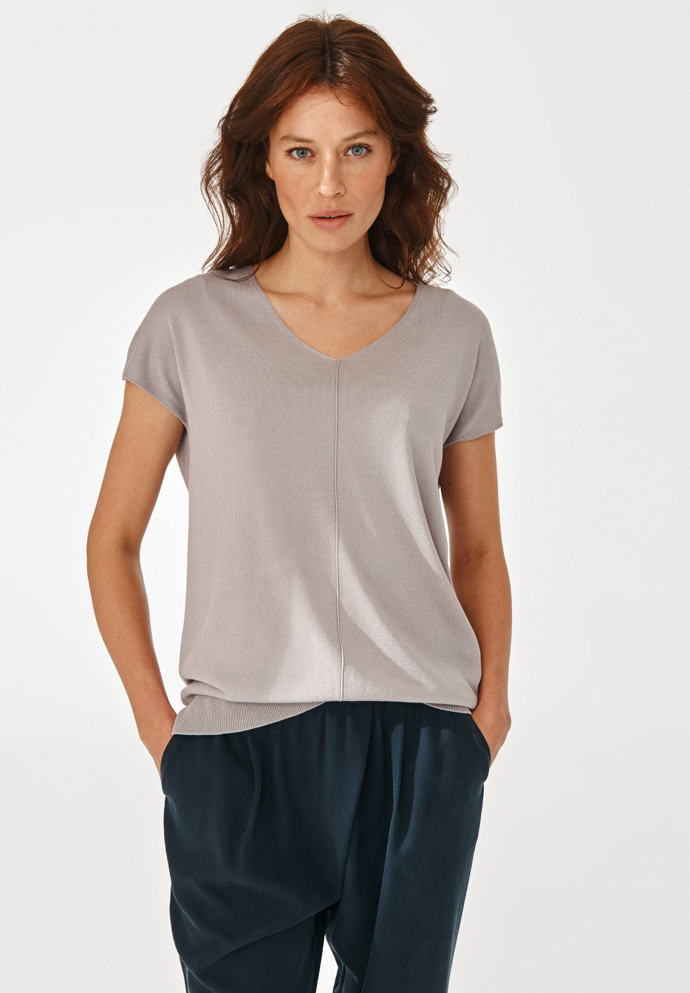 Damen POMIRI - T-Shirt basic