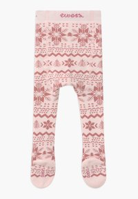 Ewers - SNOWFLAKES - Tights - rosa - 1