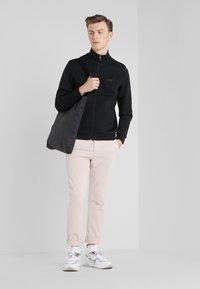 BOSS - SKAZ  - Zip-up hoodie - black - 1