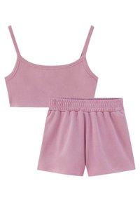 PULL&BEAR - SET - Shorts - pink - 0