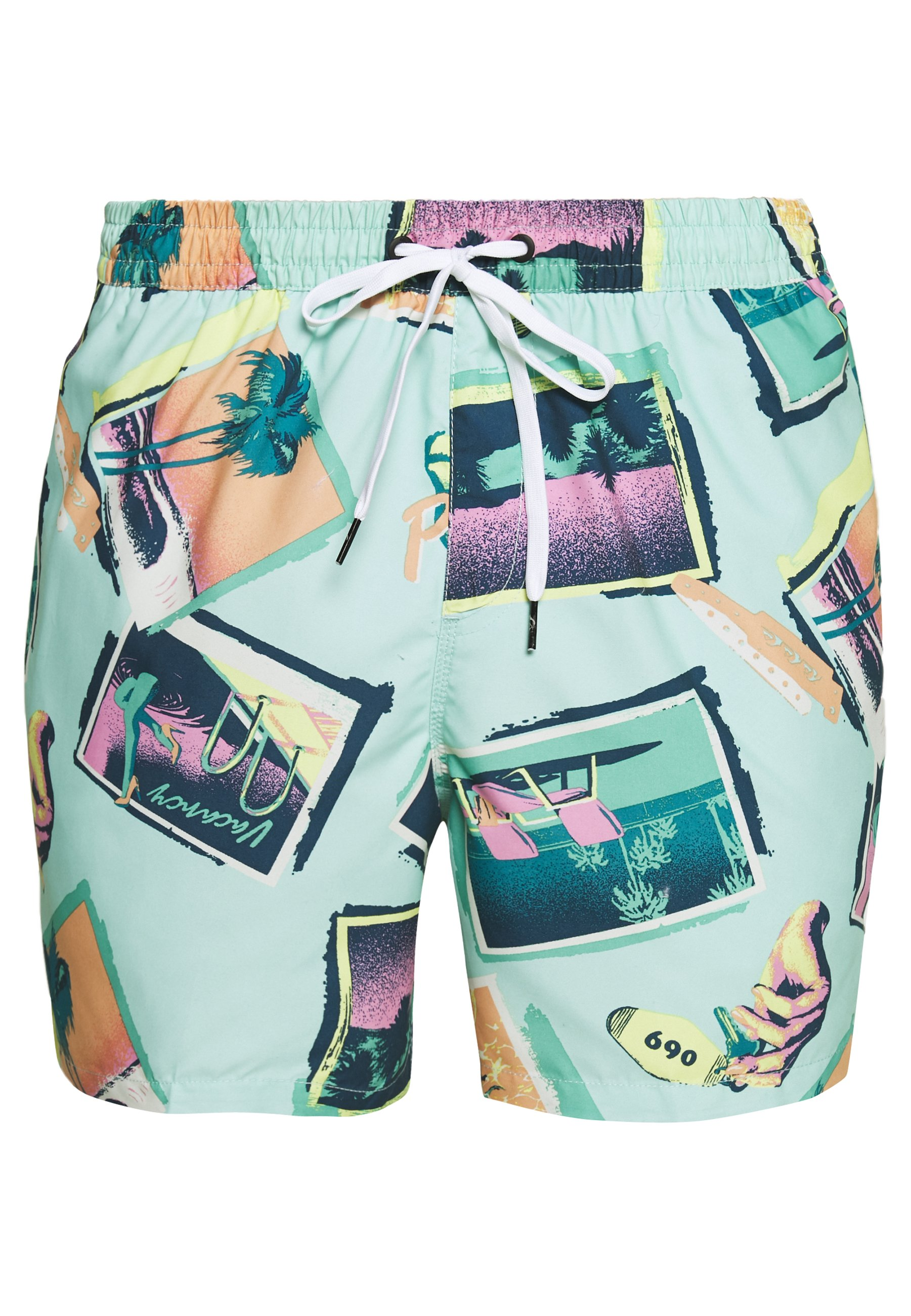 Men VACANCY VOLLEY 16 - Swimming shorts