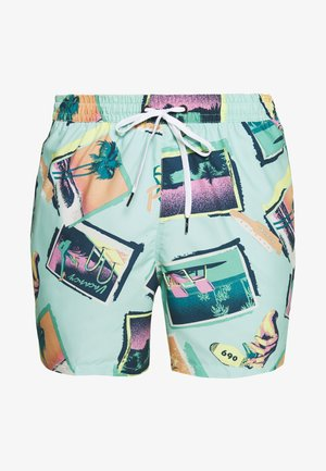 VACANCY VOLLEY 16 - Swimming shorts - beach glass