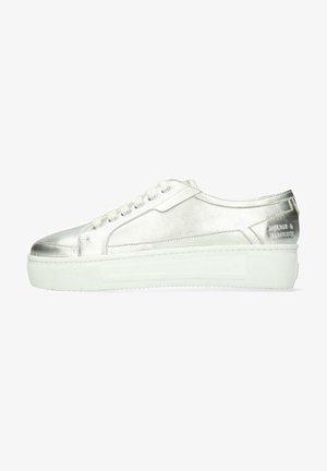 METALLIC NAPPA  - Sneakers laag - silver