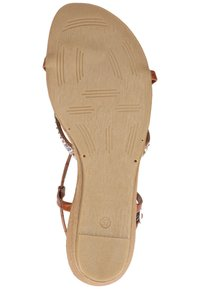 Scapa - SCAPA ZEHENSTEG - Sandals - brown - 2