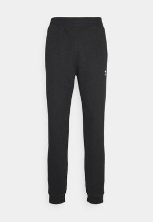 ESSENTIALS PANT - Spodnie treningowe - black