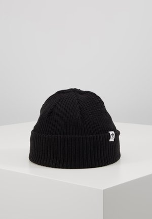 SHORTY BEANIE - Mütze - black
