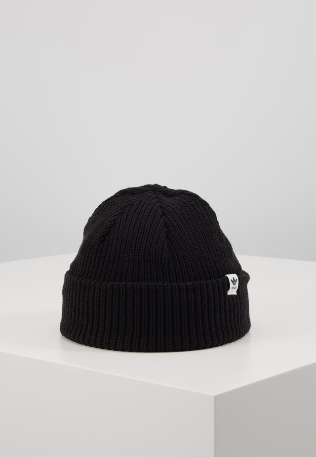 SHORTY BEANIE - Muts - black