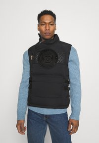 Glorious Gangsta - BAZIN GILLET - Veste sans manches - black - 0